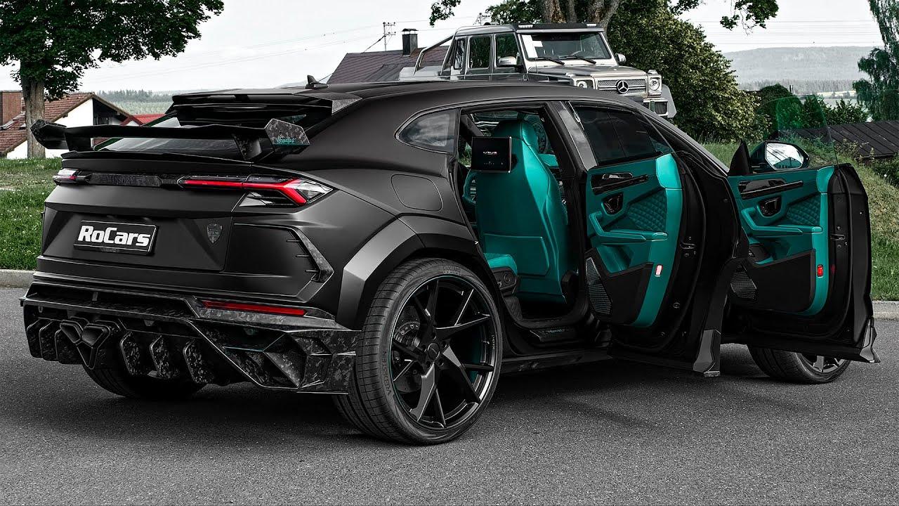 لامبورجيني اوروس من الداخل MANSORY Lamborghini Urus VENATUS