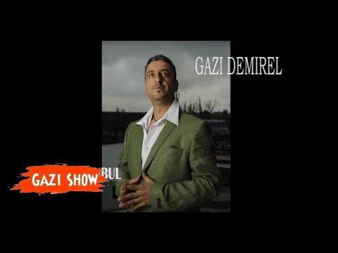 Gazi Demirel Ah istanbul cover