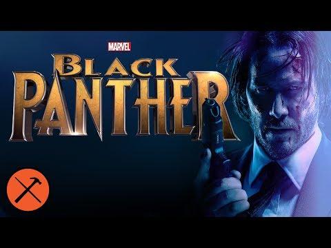 John Wick Trailer (Black Panther Style)