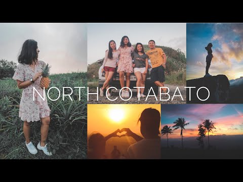 FIRST TIME IN MINDANAO!!!   NORTH COTABATO TRAVEL VLOG