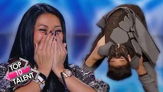 TOP 10 UNEXPECTED Contestants On Asia's Got Talent!