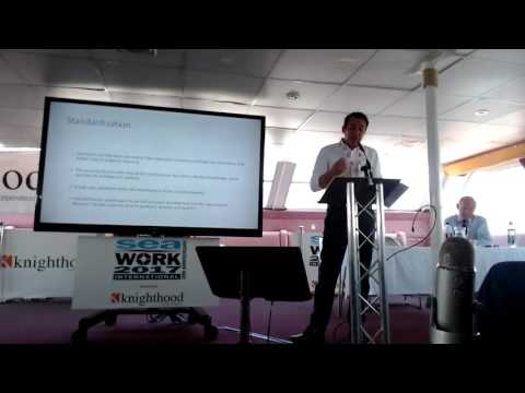 Ross Wombwell -  International standards and their use in the commercial sector