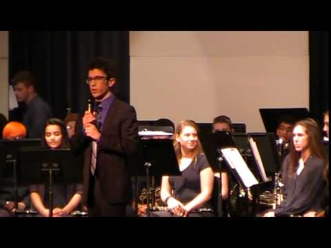 Hightstown High School Wind Ensemble Pops Concert 2015