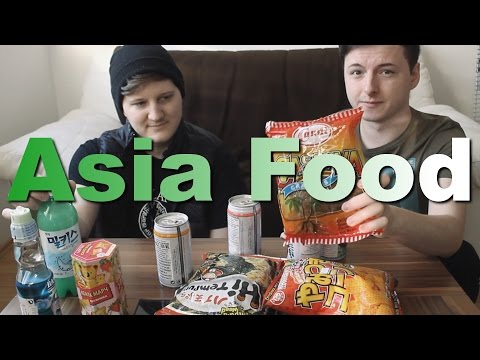 Let's Eat and Drink - Asia Food mit SlothMinded