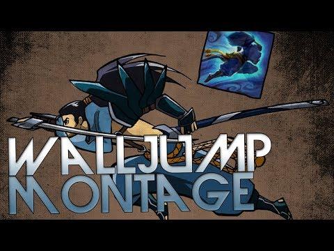 Walljump Yasuo Montage #1