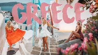 HOW TO TRAVEL GREECE 2019