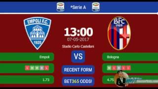 Empoli vs Bologna PREDICTION (by 007Soccerpicks.com)