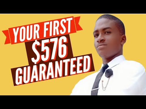 Affiliate Marketing Guide To Your First $576 (Make Money Online)
