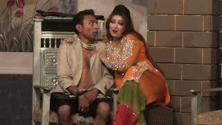 Rashid Kamal | Tasleem Abbas | New Comedy Stage Drama Bachy Fail Ho Gaye part 2/2
