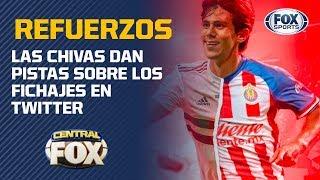 Chivas: ¿Y los fichajes de Víctor Guzmán y Erick Aguiirre?