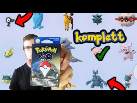 1 Jahr Pokémon GO: voller Pokédex & Pokémon GO Plus Gewinnspiel!