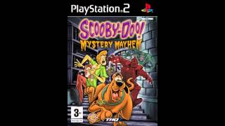 Scooby-Doo! Mystery Mayhem Soundtrack - Bad Juju in the Bayou 4
