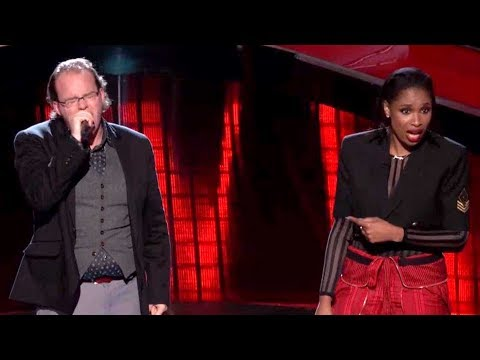 'The Voice': Watch Jennifer Hudson Perform With Contestant After Epic Blind Audition