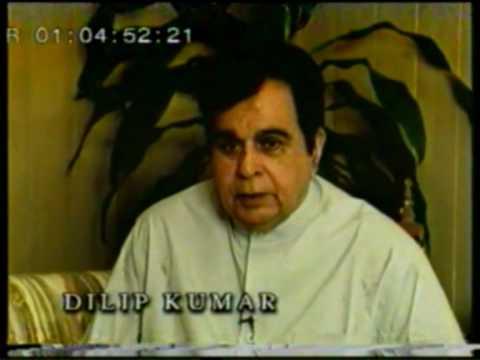 KHALID TALAT MAHMOOD & DILIP KUMAR REMEMBER 'KING OF GHAZALS' TALAT MAHMOOD