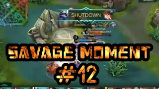 Baixar MOBILE LEGENDS : TOP SAVAGE MOMENT #12