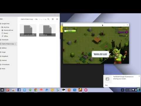 How to Install Clash of Clans On Chromebook
