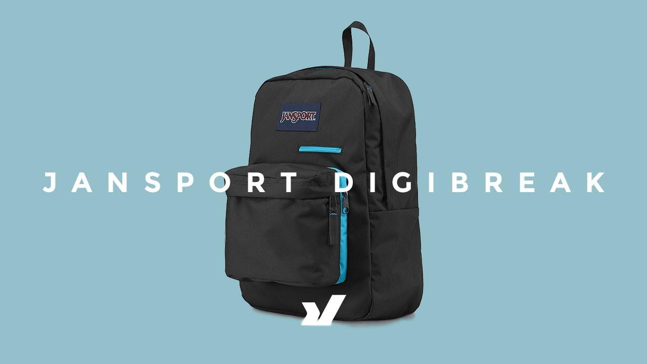 18739b07f86a The Jansport Digibreak Backpack