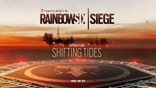 Operation Shifting Tides Main Menu Theme OST - Rainbow Six Siege