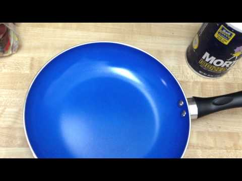 Maintaining and Cleaning Your YoshiBlue Skillet