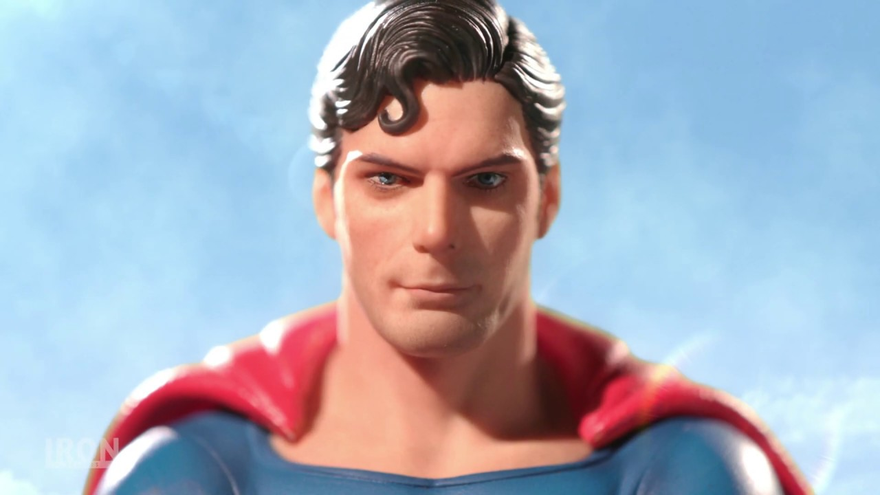 Announcing The New Superman The Movie 1978 Deluxe Art Scale 1 10 Youtube