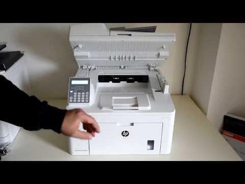 HP LaserJet Pro M148fdw Stampante con Fax monocromatica multifunzione wireless, Multifunzione comple