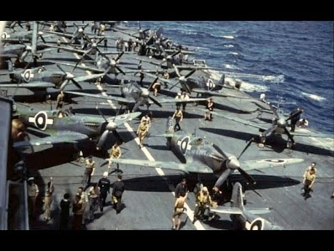 IL2 1946 SeafireMkIII HMS Indefatigable Pacific 45