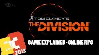 Tom Clancy's The Division - Game Explained: New Age Online RPG, Loot and Being a Bandit