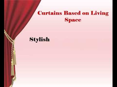 Types of Curtain Fabrics