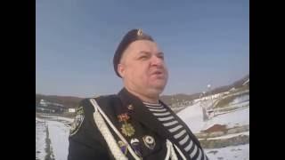 Морская пехота Дальний восток 2016