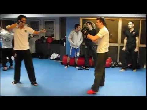 Wing Chun vs Krav Maga - Sparring - The Wing Chun Pilgrim