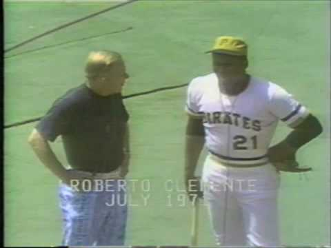Roberto Clemente Prophecy