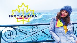 From Canada with Love ❤️ (Part 1 - Niagara & Toronto)