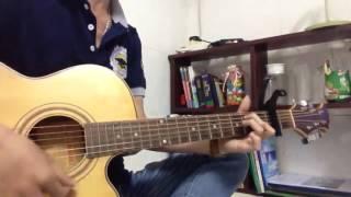 Không Yêu Thì Thôi  Guitar Cover