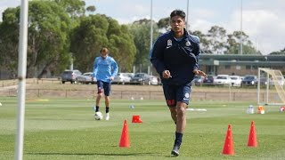 Safuwan Baharudin | Training Session | Melbourne City Fc | 2015 (hd)