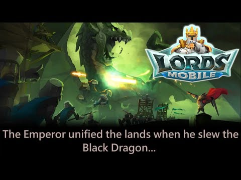 Lords Mobile How To Reach Castle Level 14 Fast | FREE 800 GEMS | Monsterwood Task | Monster Legends
