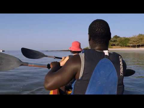 Bijagos Islands Guinea Bissau Tourist video (english)