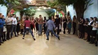 Школа Лезгинки от Аскера - Assaparty - Часть2 (07.12.2011)