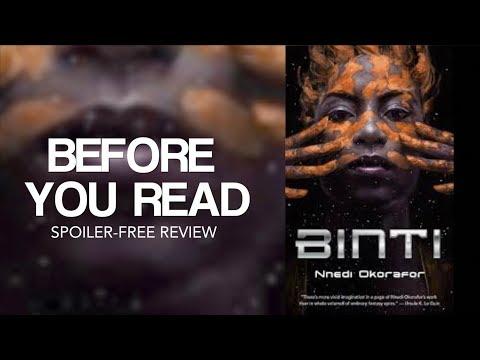 Before You Read | Binti by Nnedi Okorafor