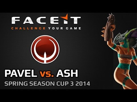 FACEIT QL SSC3 2014 GRAND FINAL | (Pavel vs. Ash)