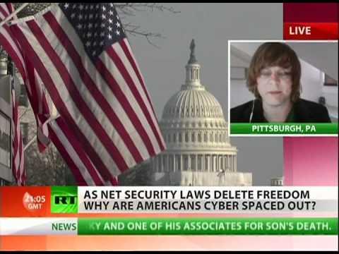 WTF: SOPA, CISPA, FISA