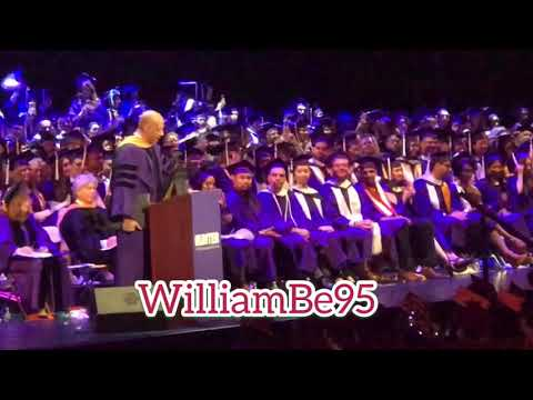 Vin Diesel Graduates & Gives Motivational Speech Hunter College 2018
