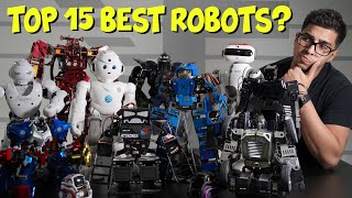 Top 15 COOLEST Robots You Can BUY RIGHT NOW! 2019