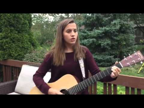 Fourth of July by Fall Out Boy, Acoustic Cover by Ashley Harlock