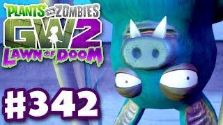 Sleepy Bat Returns! Rux Returns! - Plants vs. Zombies: Garden Warfare 2 - Gameplay Part 342 (PC)