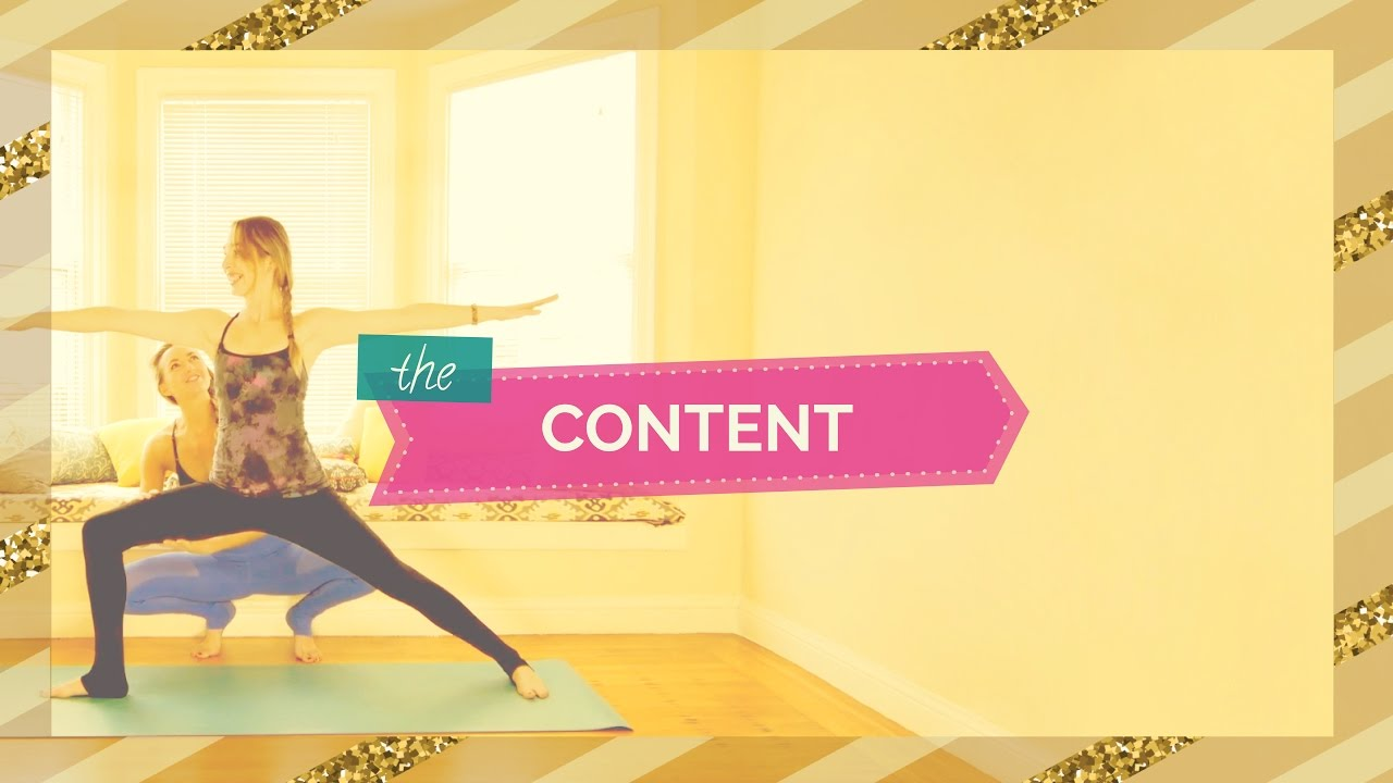 My 200 Hour Online Yoga Teacher Training The Content Youtube