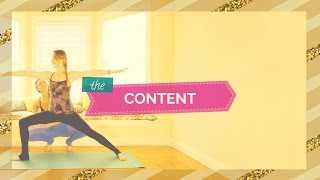 My 200-hour Online Yoga Teacher Training - The Content