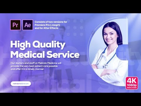 premiere-pro-templates-review:-medical-and-corporate-promo-+-free-font-⭐️⭐️⭐️⭐️⭐️