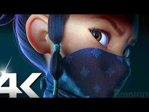 RAYA Official Trailer 4K 2021 Raya And The Last Dragon Ultra HD