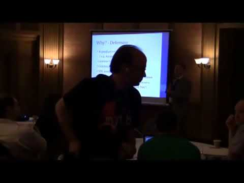 Ollie Whitehouse  | Finding the Weak Link in Windows Binaries | SOURCE Security Conference