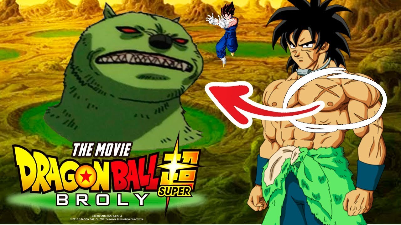 12 Unpublished Fun Fatcs Of Dragon Ball Super Broly Movie 2019